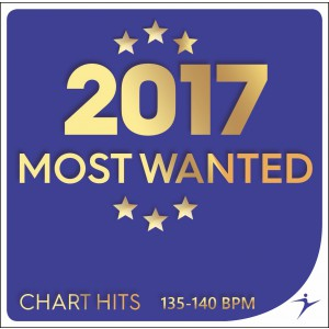 2017 Most Wanted Chart Hits 135 - 140 BPM