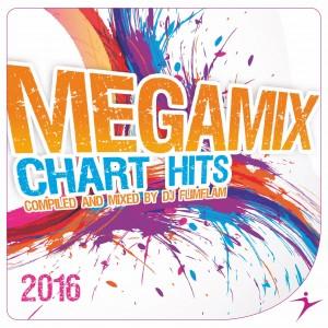 Megamix Charthits 2016