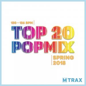 Top 20 PopMix Spring 2018