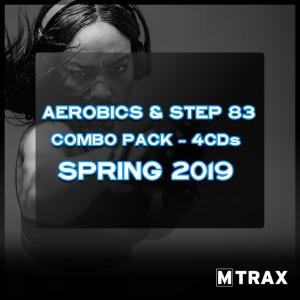 Aerobics & Step 83 Spring 2019 Combo Pack (4CDs)