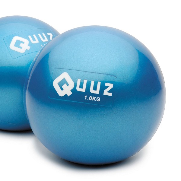 Weighted Fitness Ball (1.00 kg)