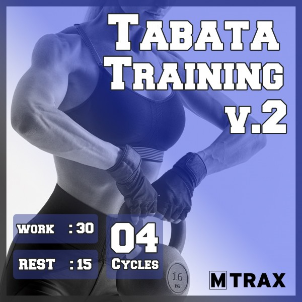 Tabata Training 30-15 Volume 2