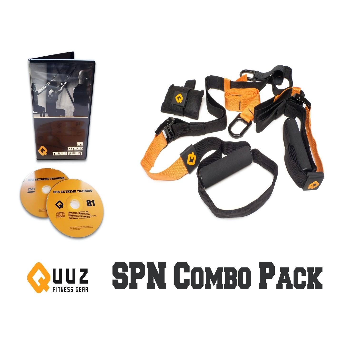 SPN Trainer + CD/DVD Combo Pack