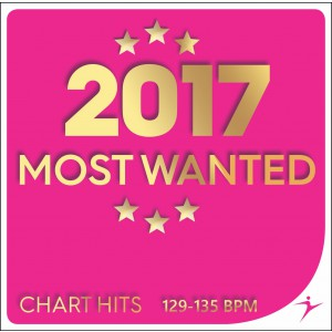 2017 Most Wanted Chart Hits 129 - 135 BPM
