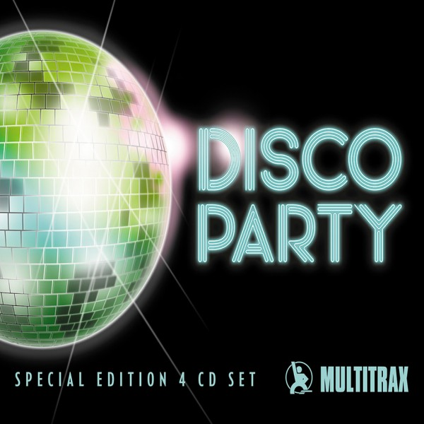Disco Party 01 (4CD)