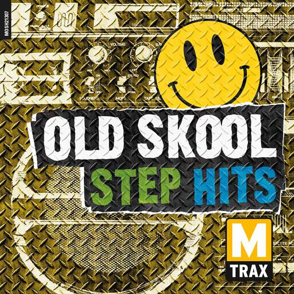Old Skool Step Hits