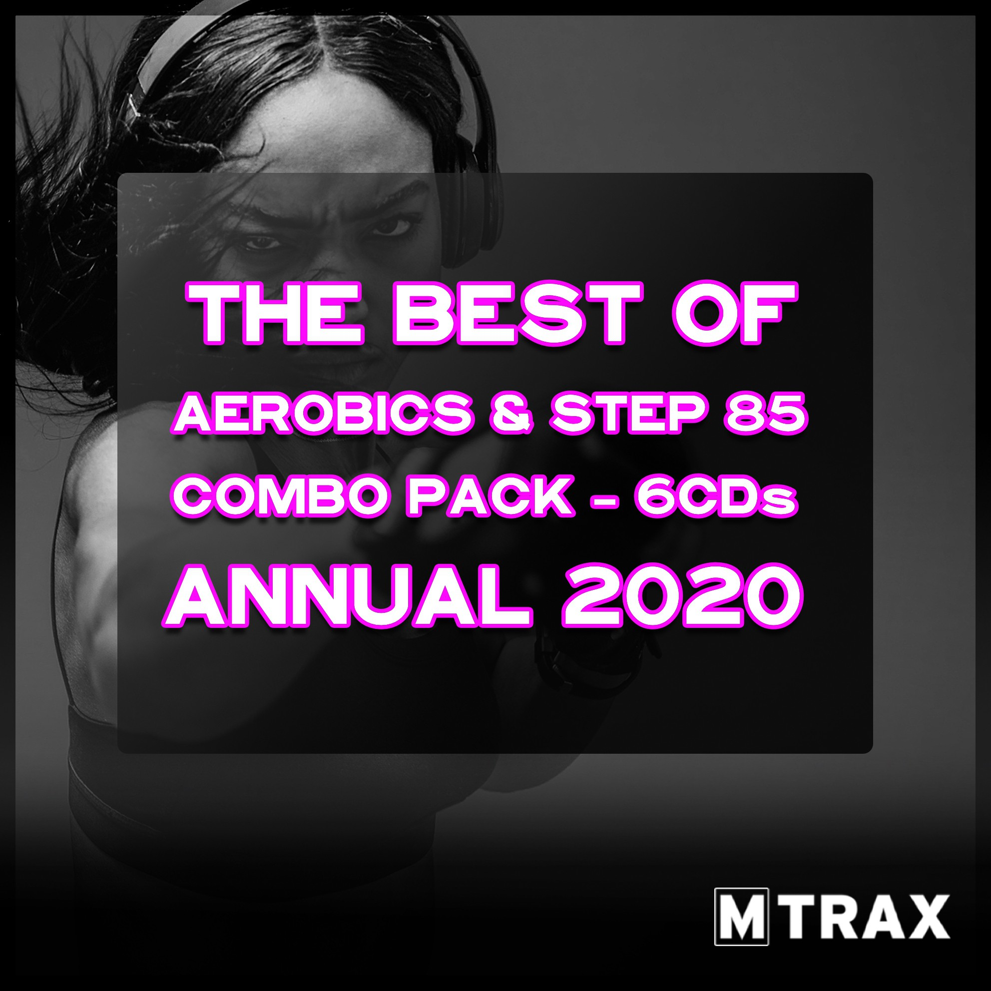 Aerobics & Step 85 Best of - Annual 2020 Combo Pack (6CDs)