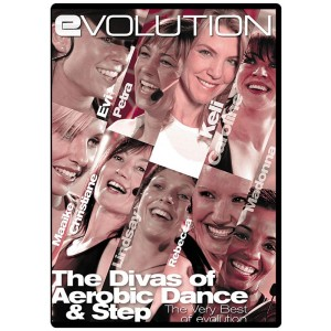 The Divas of Aerobic, Dance & Step