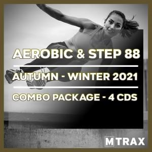 Aerobic & Step 88 Autumn - Winter 2021 Combo Pack (4CDs)