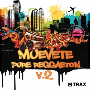 Muevete! Pure Reggaeton 2