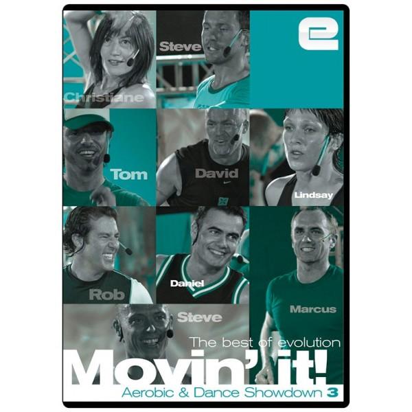 Movin' It - Dance Aerobic Showdown 3