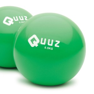 Weighted Fitness Ball (0.50 kg)