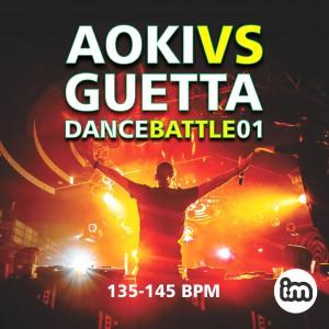 Aoki vs. Guetta Dance Batlle