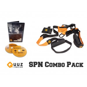 SPN Trainer + CD/DVD Combo Pack