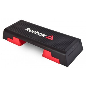 Reebok Step Black & Red
