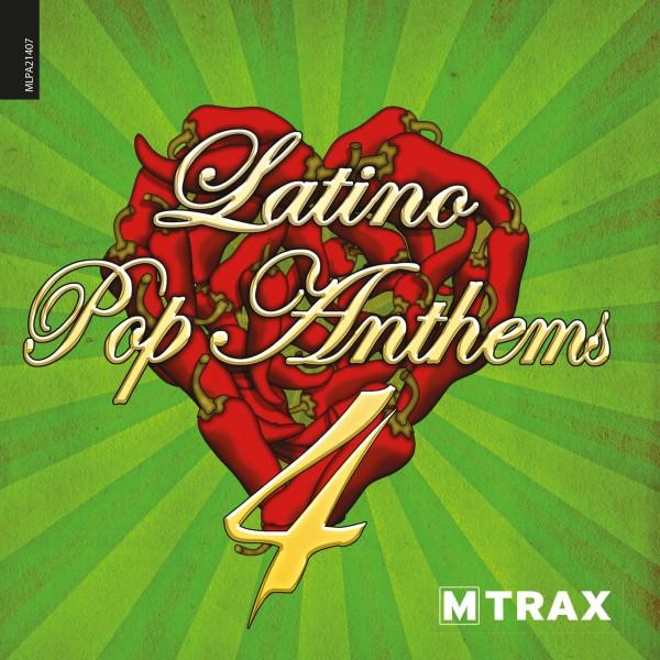 Latino Pop Anthems 4