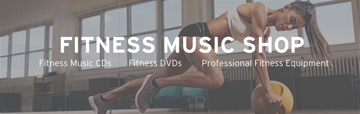 Welcome to Fitness Music Shop